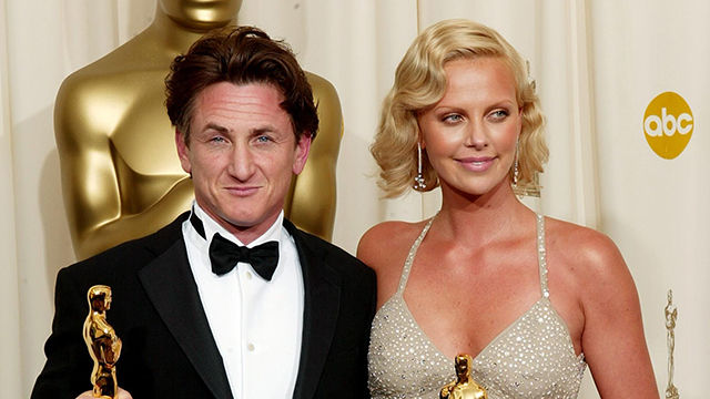 it s official sean penn and charlize theron are dating sean confirmed ...